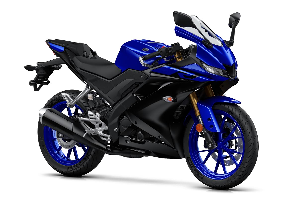 Precios de Yamaha YZF-R 125