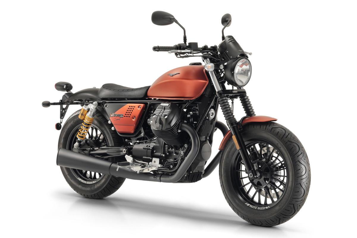 Precios de Moto Guzzi V9 Bobber Sport