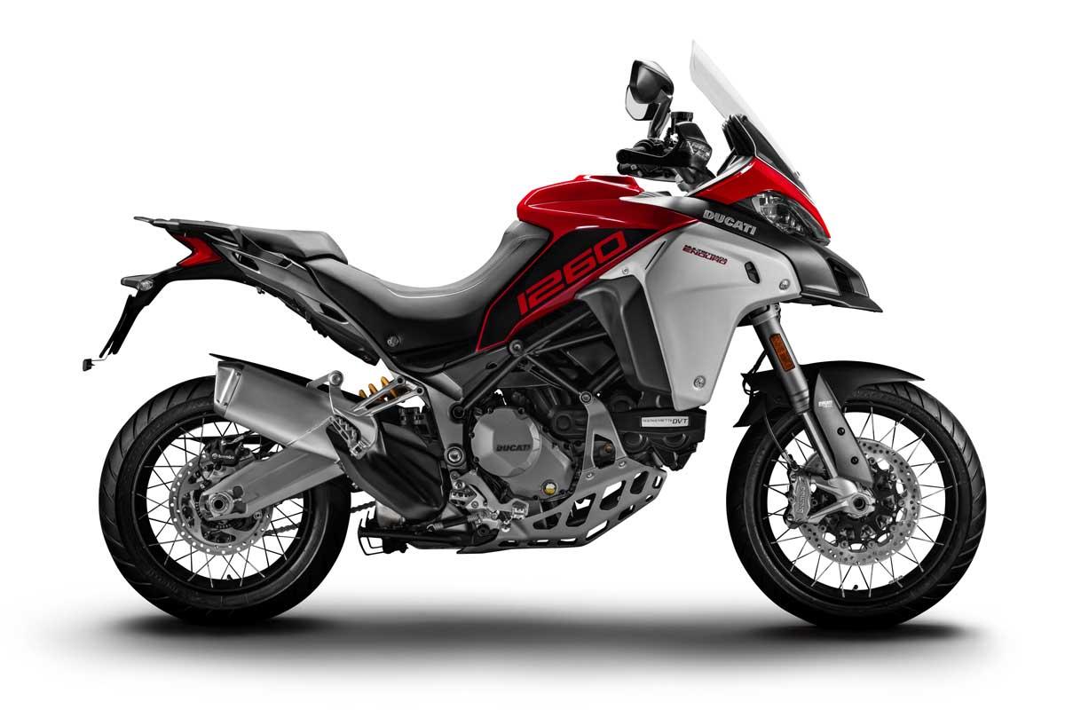 Precios de Ducati Multistrada 1260 Enduro