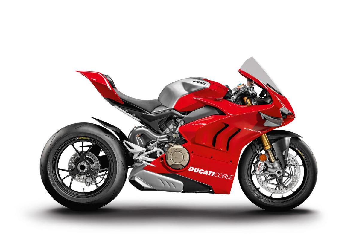 Precios del Ducati Panigale V4 R