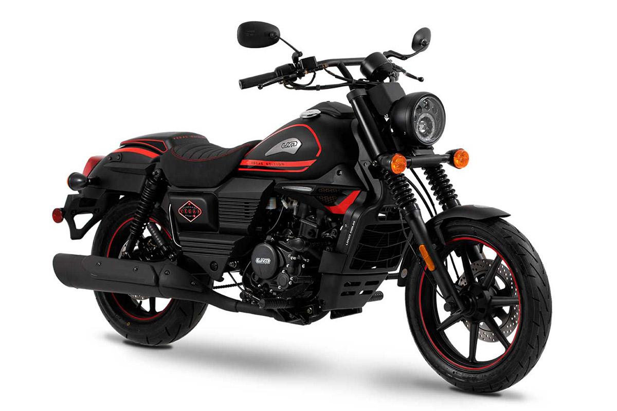 Precios del UM Motorcycles Renegade Vegas