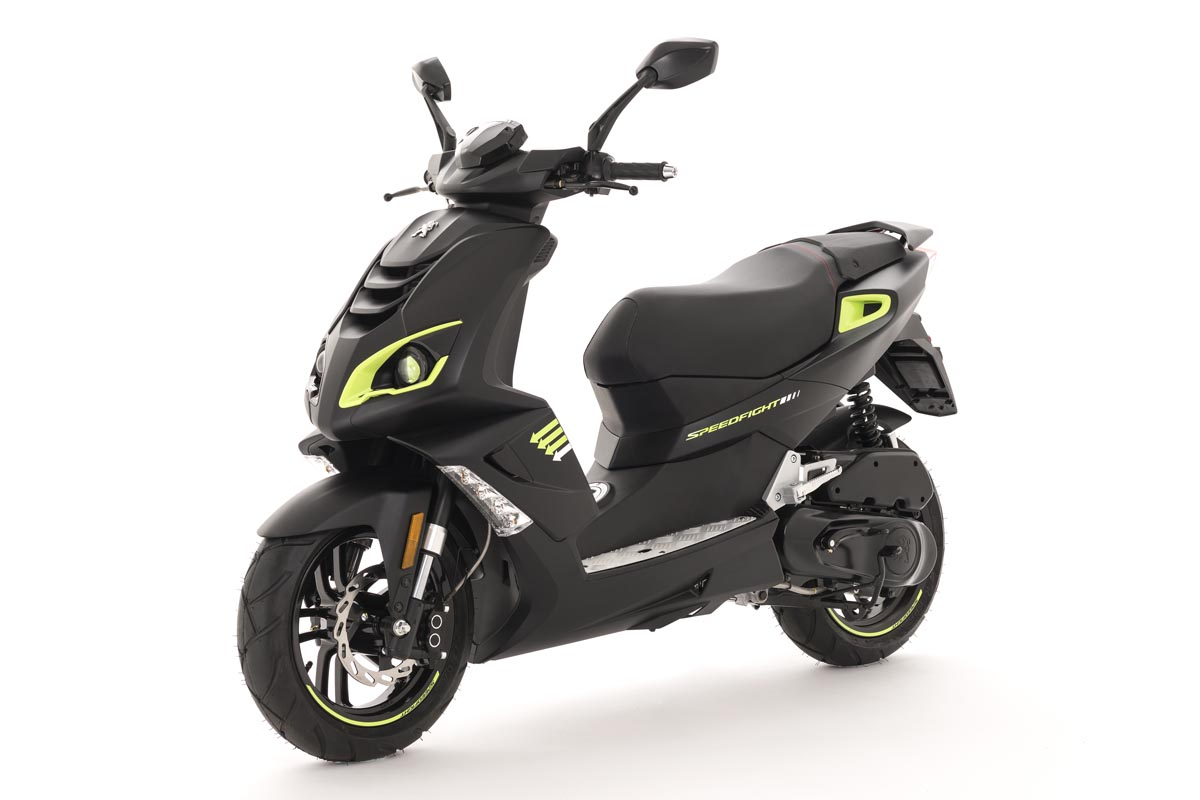 Precios de Peugeot Speedfight 50 Dark Side