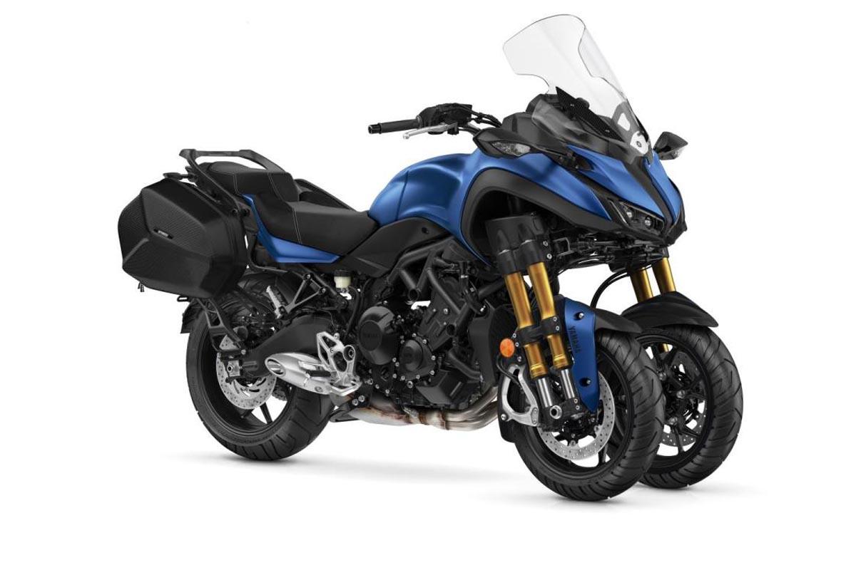 Precios del Yamaha Niken GT
