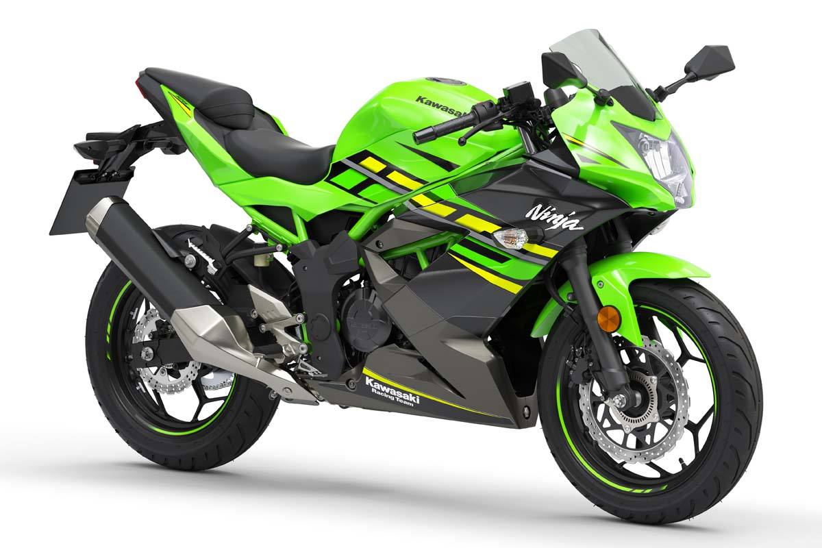 Precios de Kawasaki Ninja 125 Special Edition