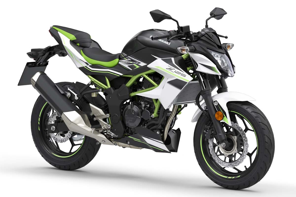 Kawasaki Z 125 Special Edition