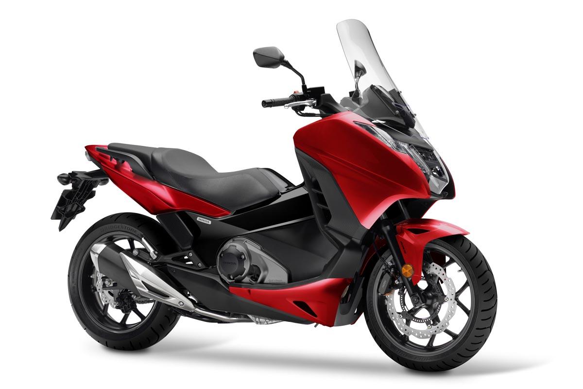 Honda Integra 750 2019