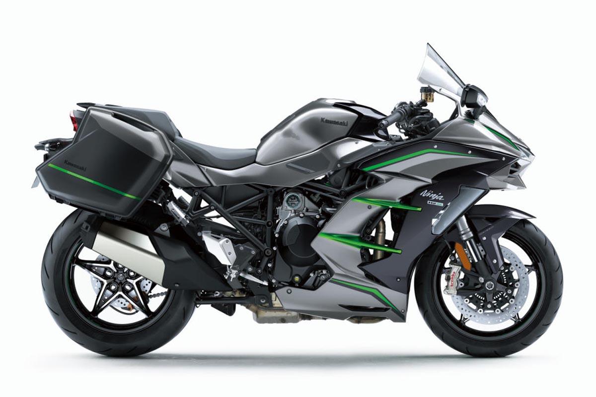 Precios de Kawasaki Ninja H2 SX SE +