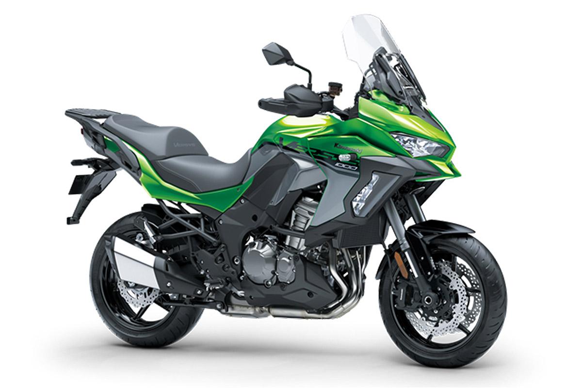 Precios del Kawasaki Versys 1000 SE