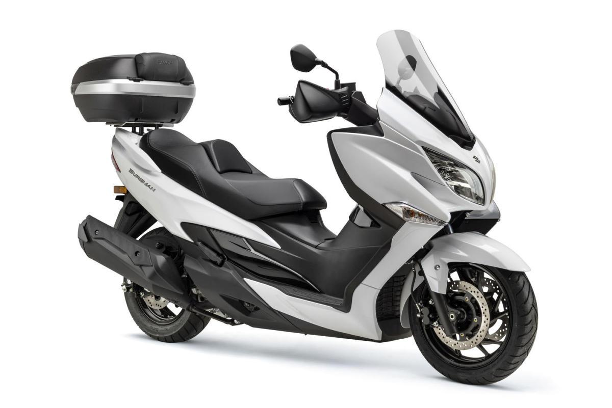 Precios de Suzuki Burgman 400 City