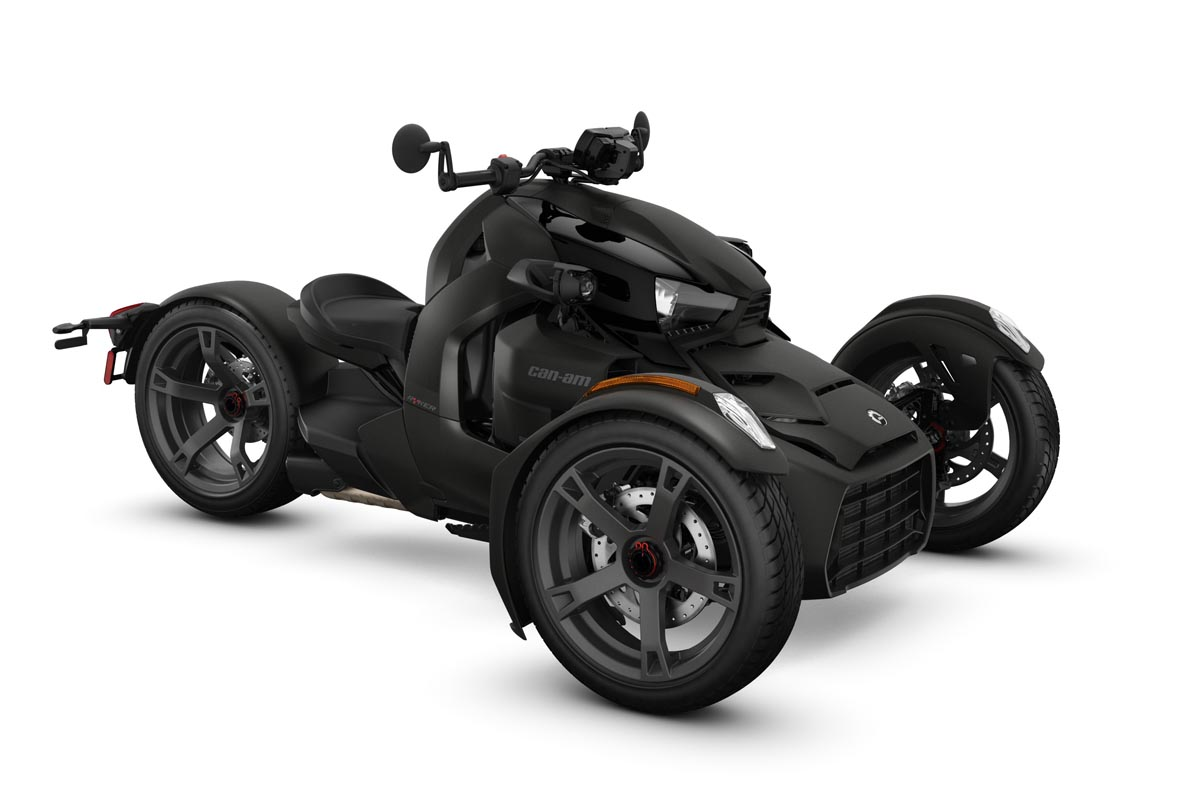 Can-Am Ryker 600