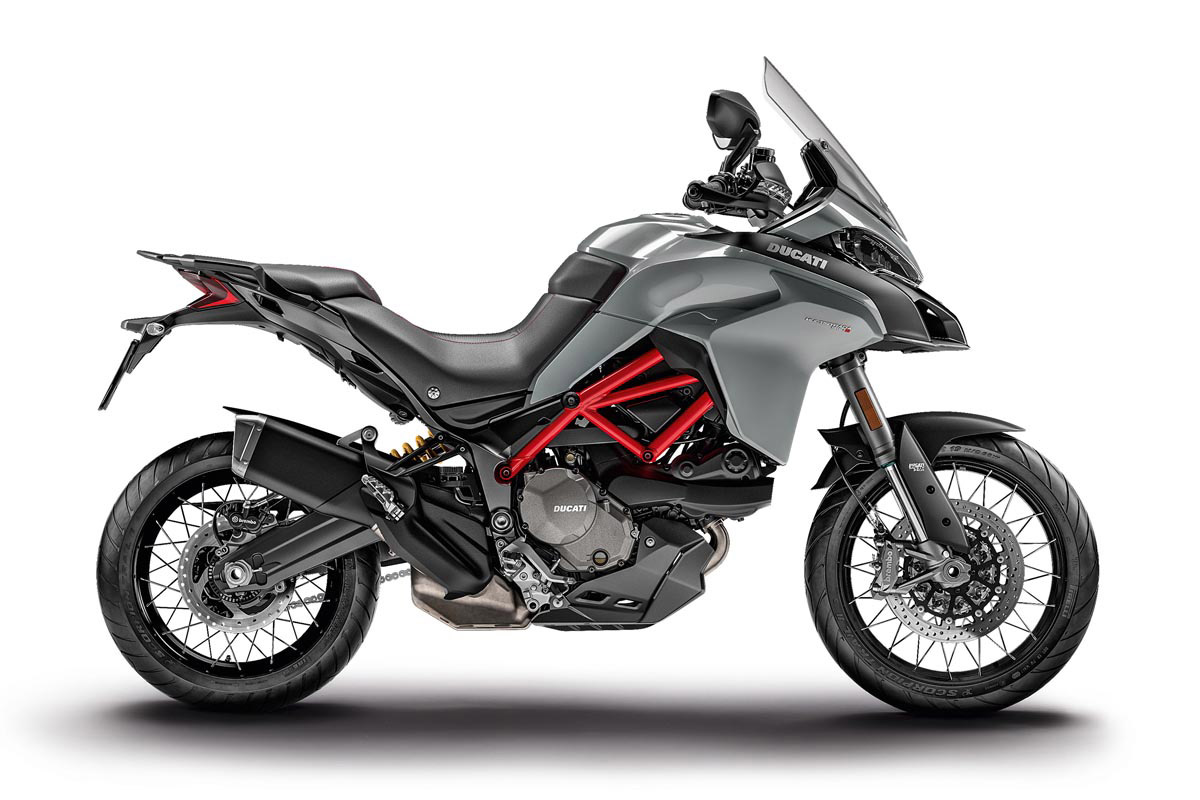 Ducati Multistrada 950 Spoked Wheels