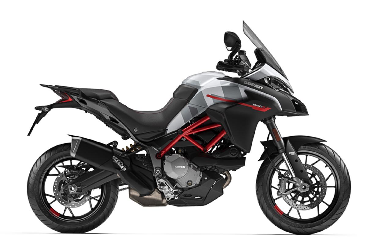 Precios de Ducati Multistrada 950 S