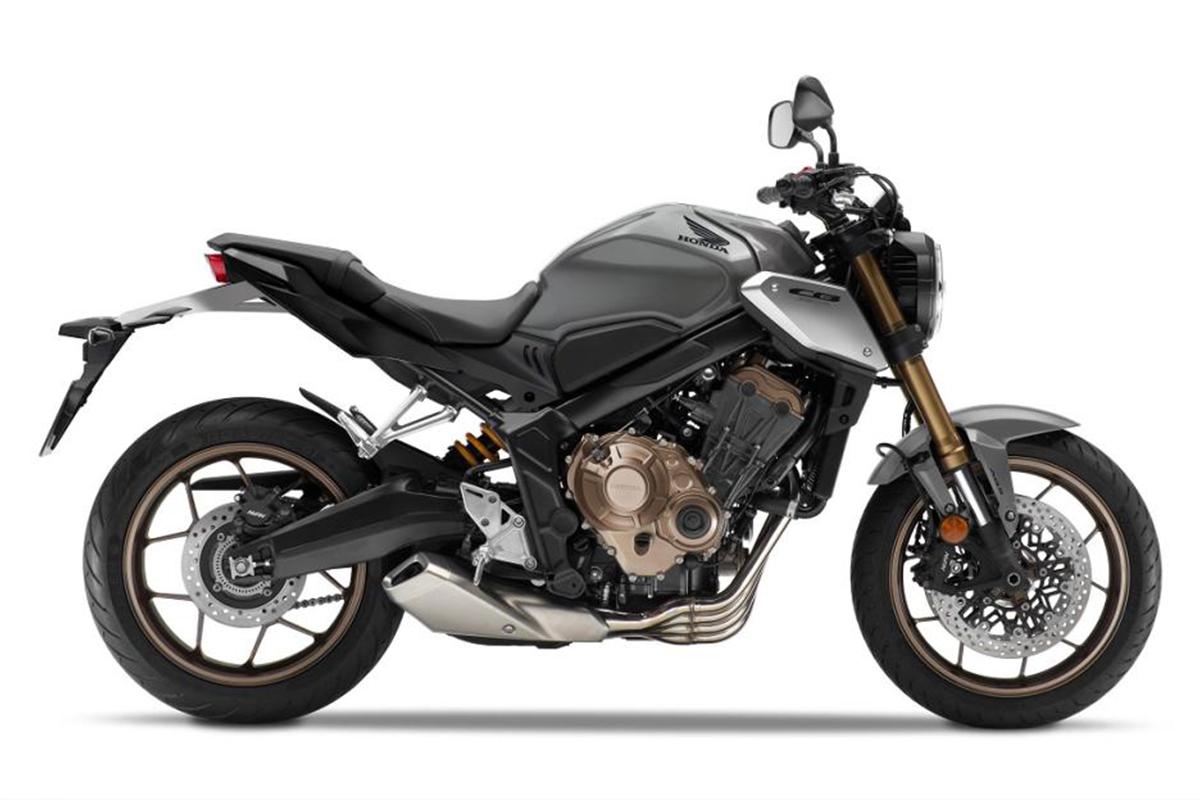 Precios de Honda CB 650 R