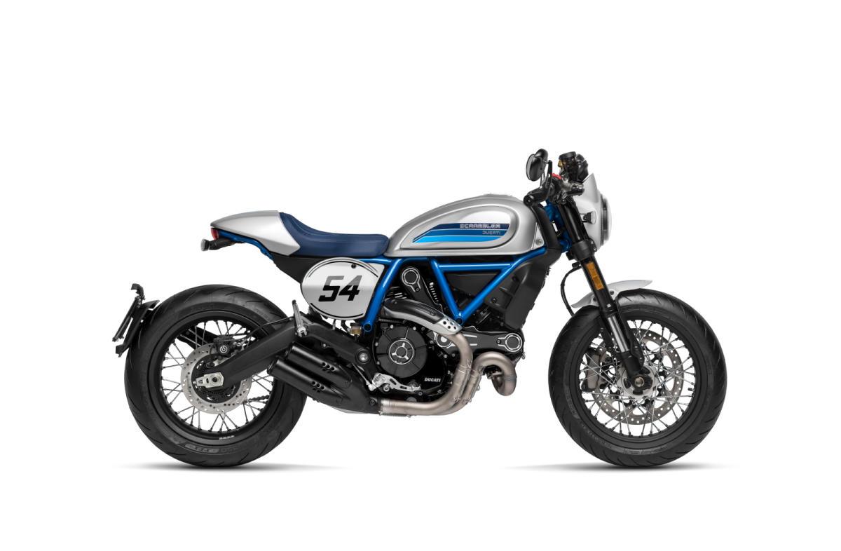 Precios de Scrambler Ducati Café Racer