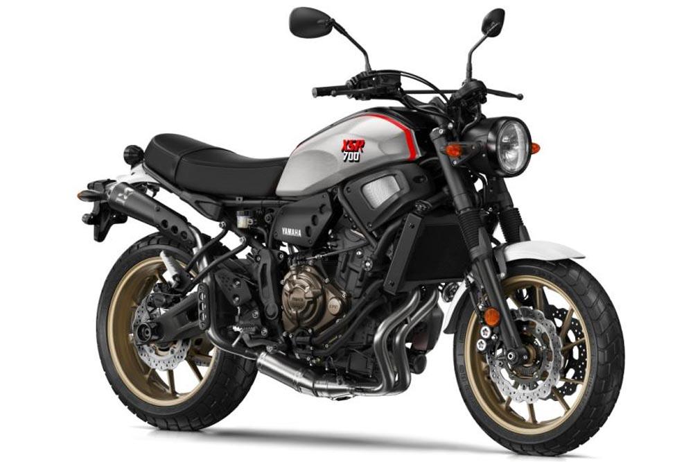 Yamaha XSR700 X Tribute