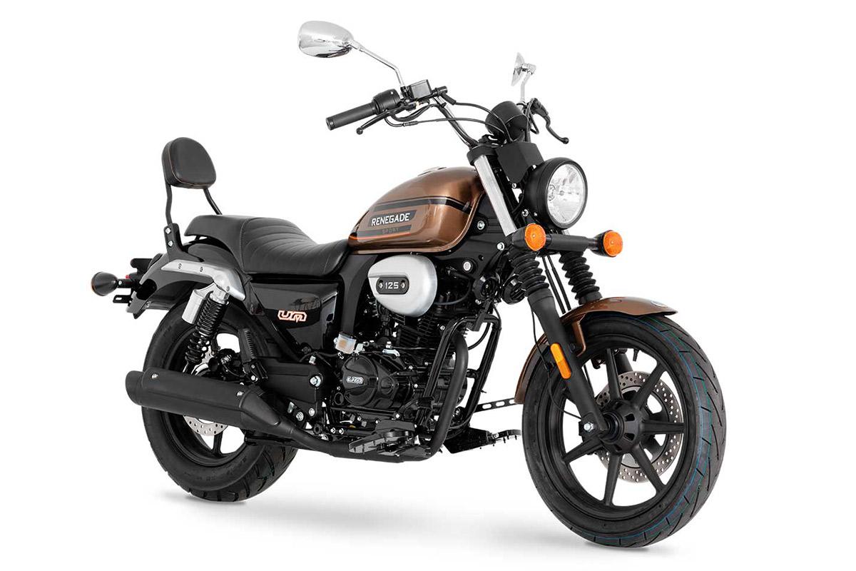 Precios de UM Motorcycles Renegade Sport