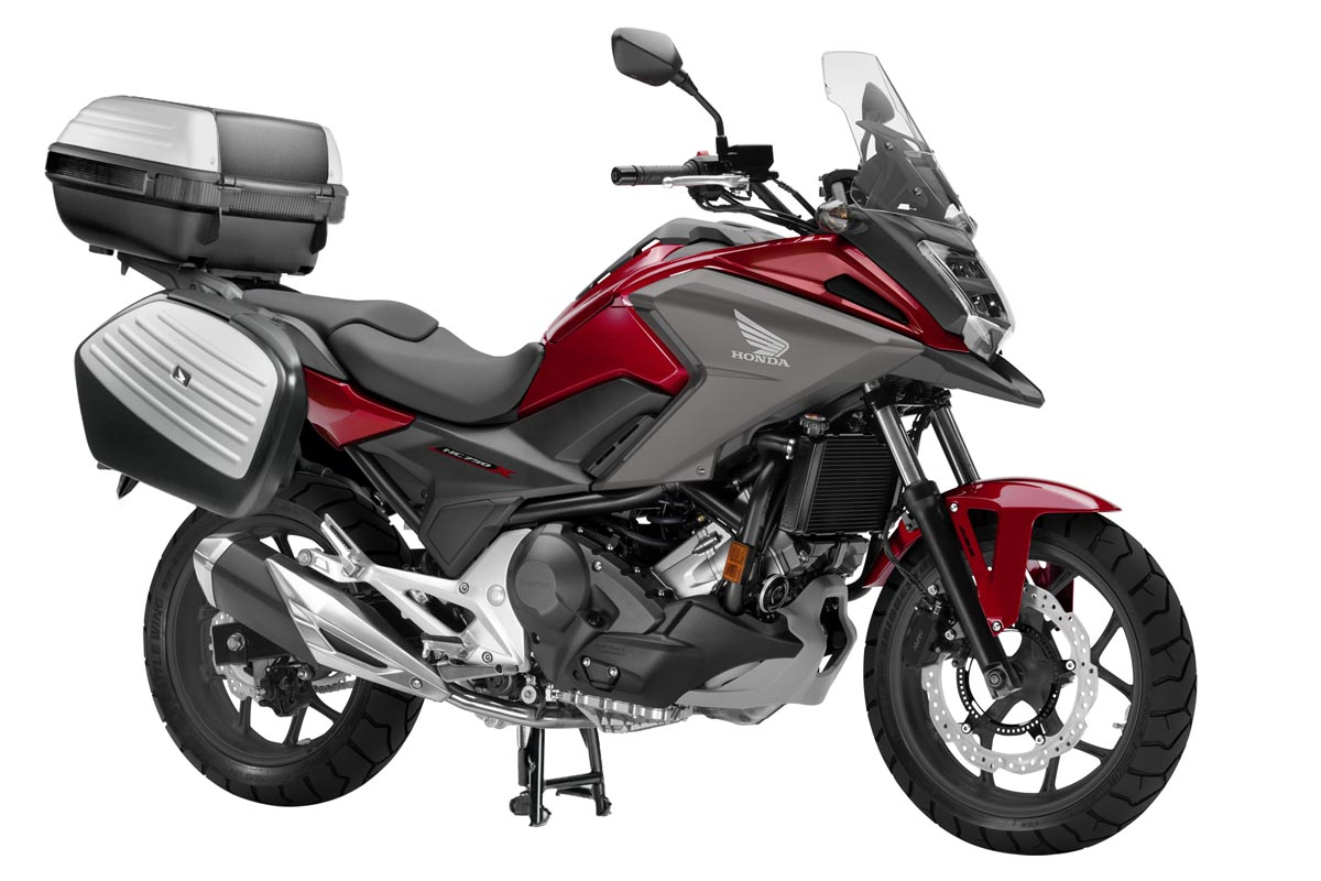Honda NC750 X DCT Travel Edition