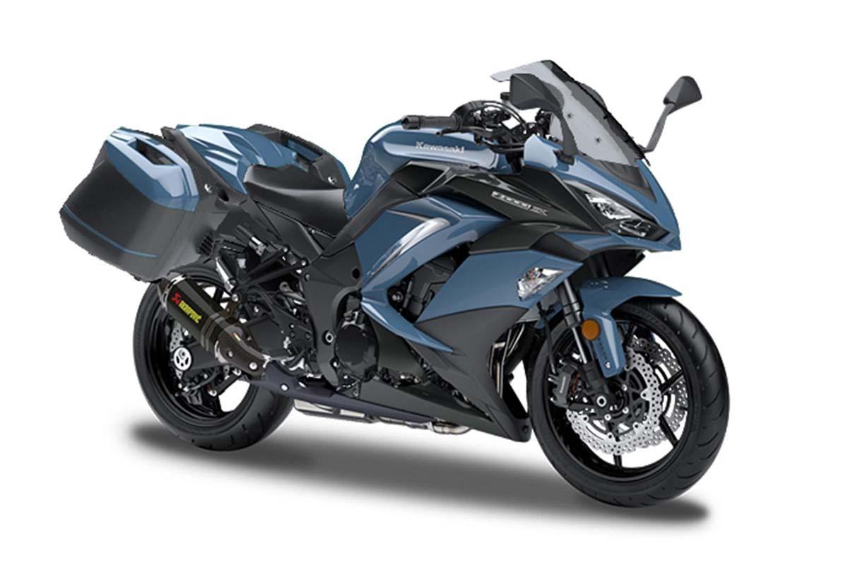 Kawasaki Z1000 SX Tourer Performance