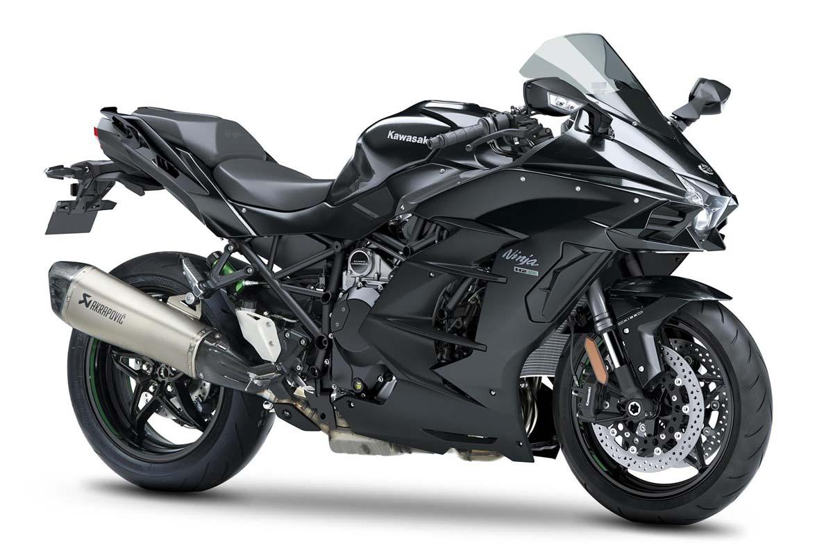 Precios del Kawasaki Ninja H2 SX Performance