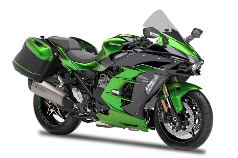 Kawasaki Ninja H2 SX SE Tourer Performance