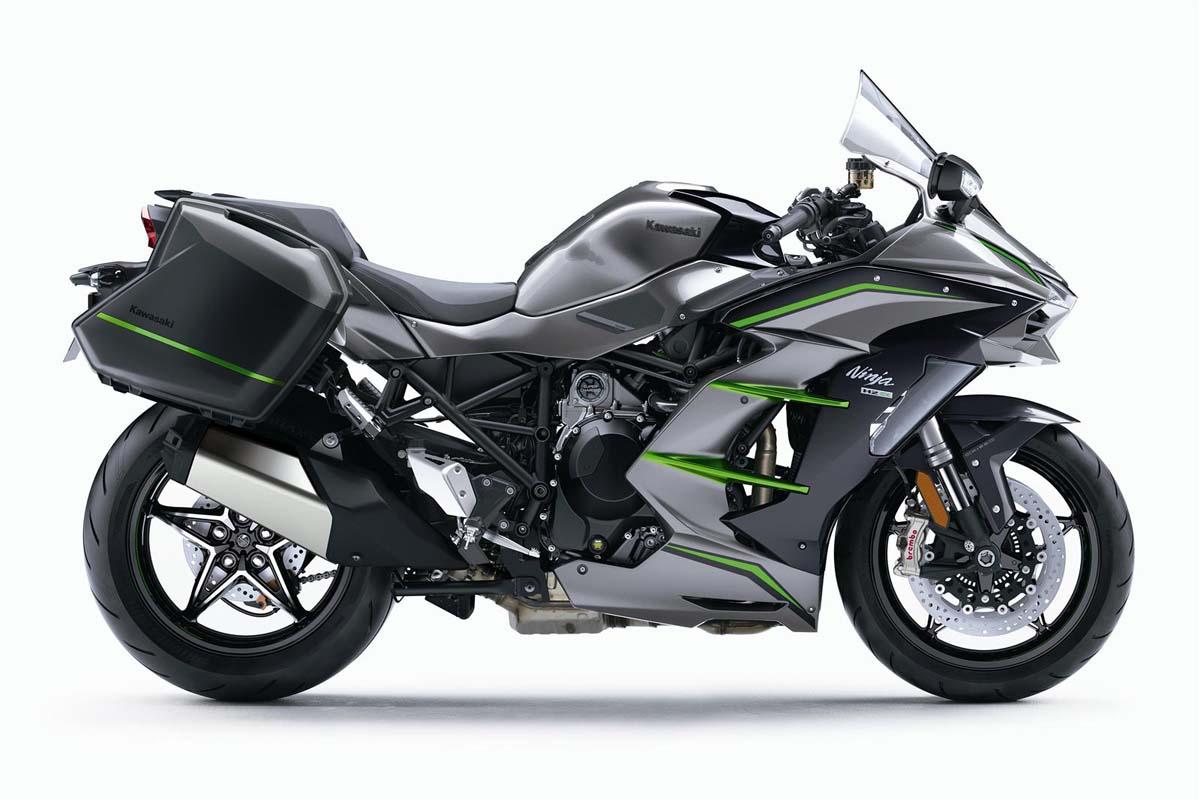 Precios de Kawasaki Ninja H2 SX SE+ Tourer