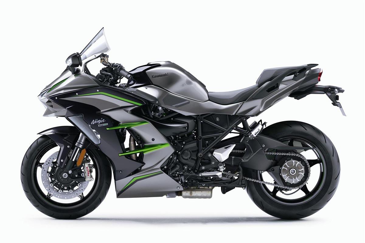 Precios de Kawasaki Ninja H2 SX SE+ Performance