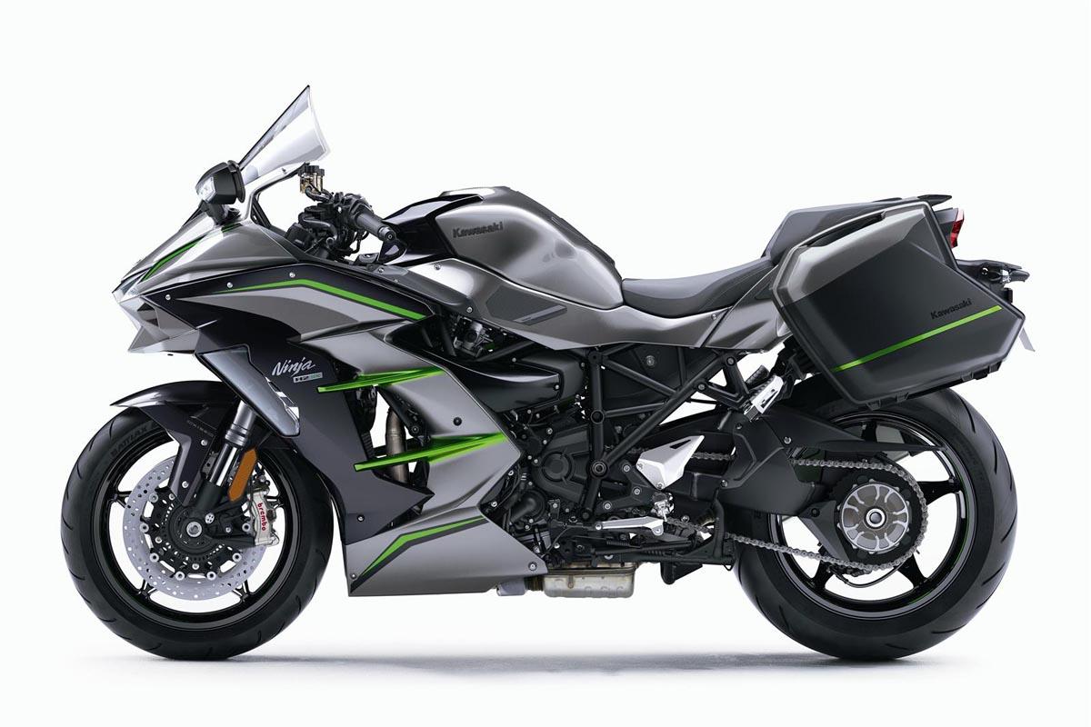 Precios de Kawasaki Ninja H2 SX SE+ Tourer Performance