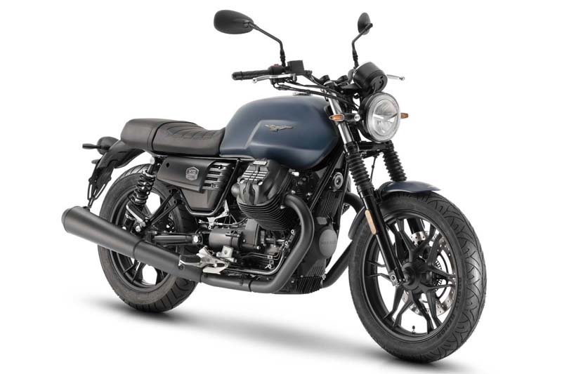 Moto Guzzi V7 III Stone Night Pack 35 kW