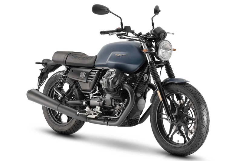 Precios del Moto Guzzi V7 III Stone Night Pack 35 kW