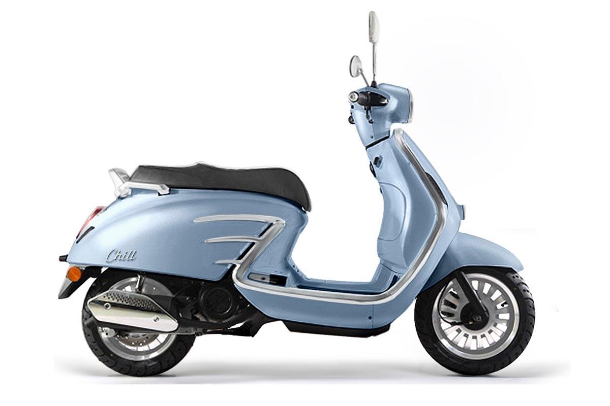 Precios del UM Motorcycles Chill 50
