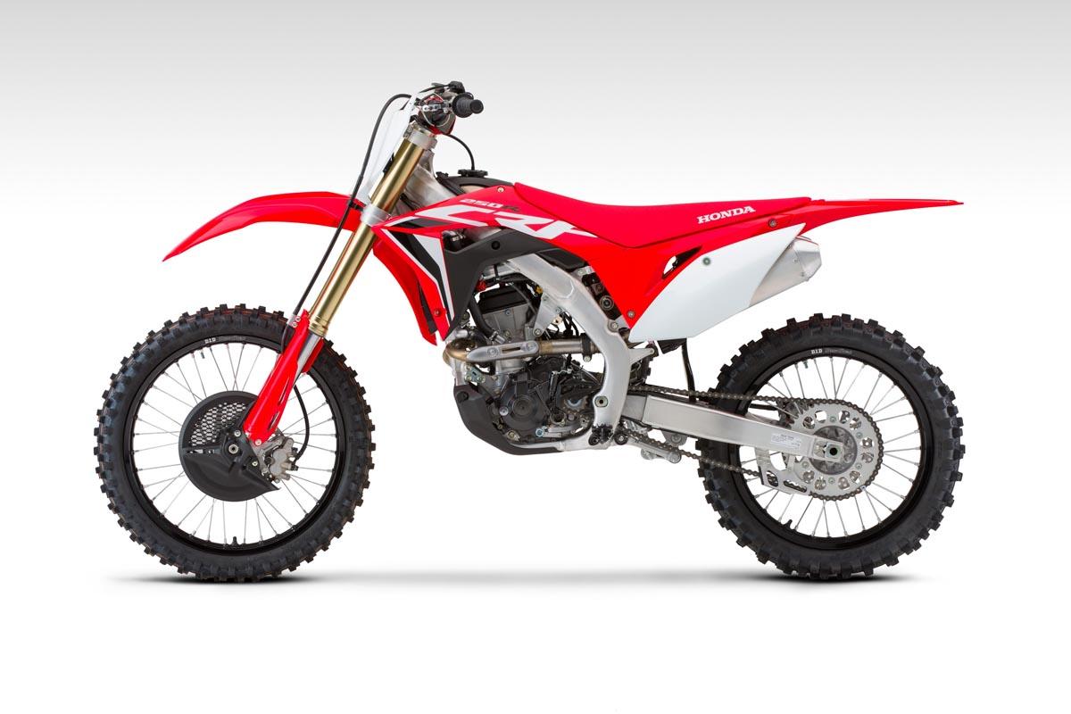 Precios de Honda CRF250 R