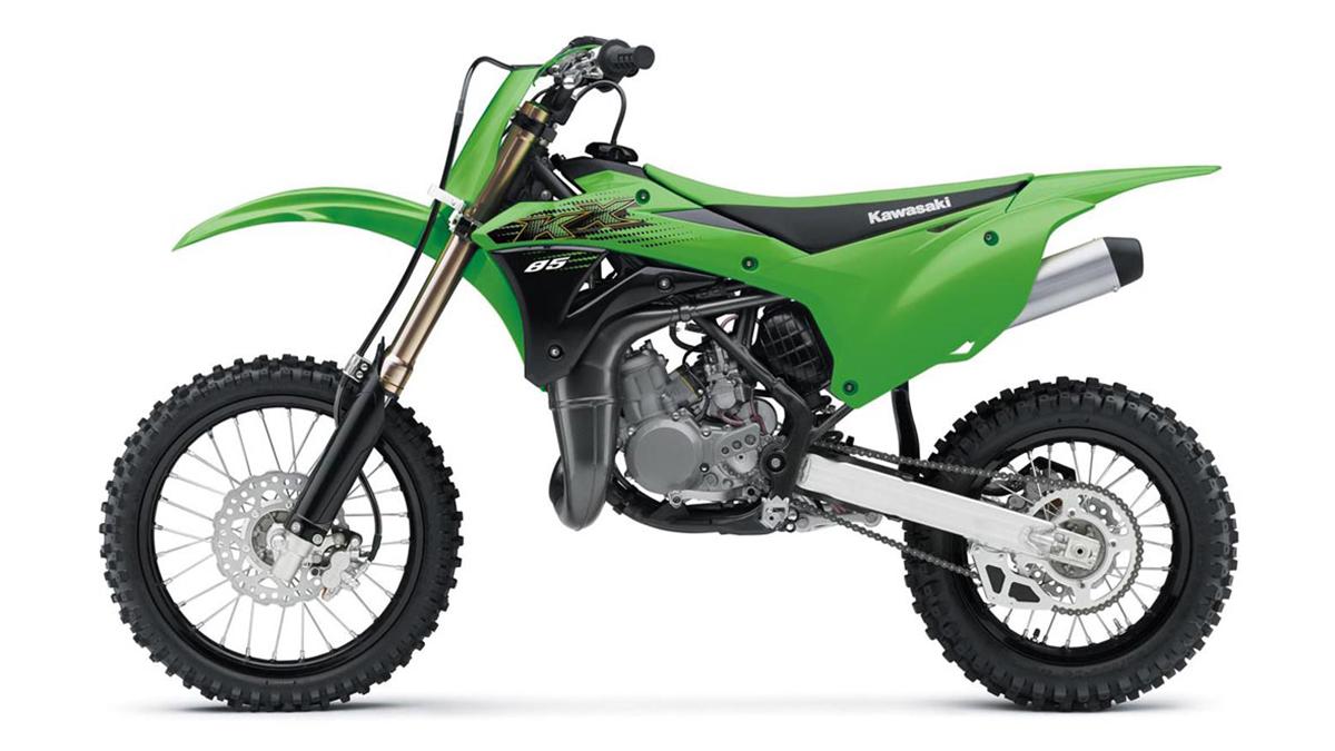 Precios de Kawasaki KX85 II