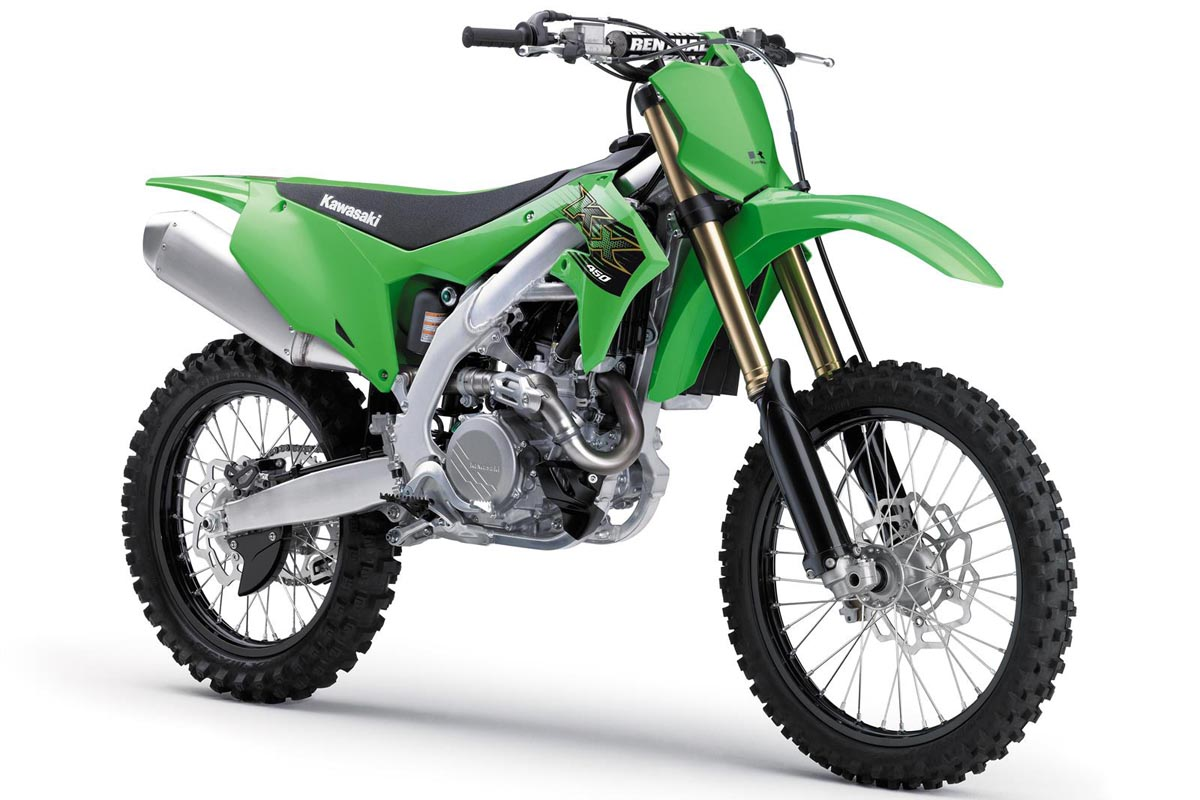 Precios de Kawasaki KX450