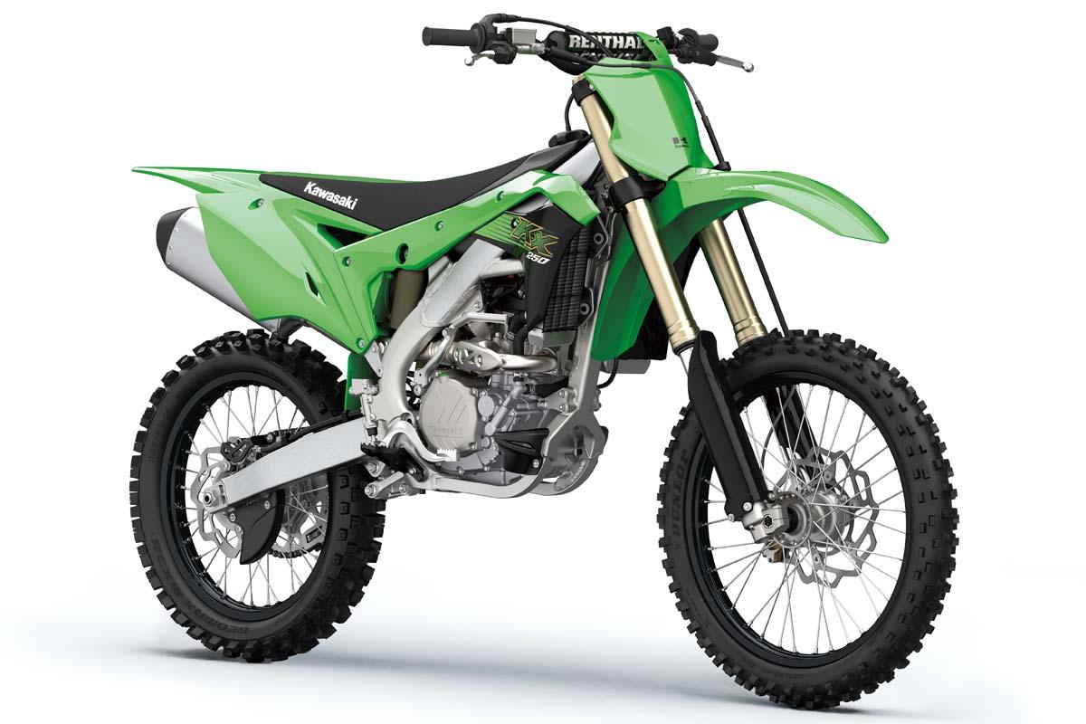 Precios de Kawasaki KX250