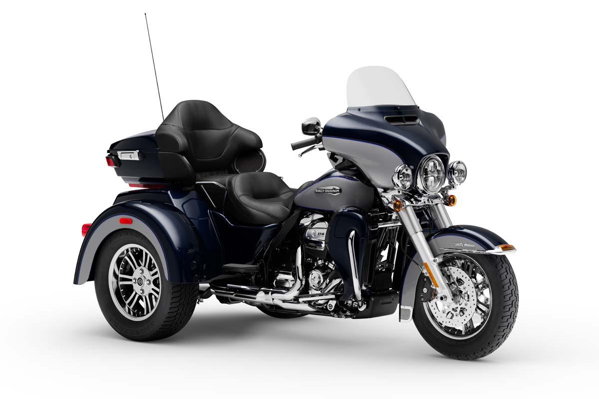 Precios del Harley-Davidson Tri Glide Ultra