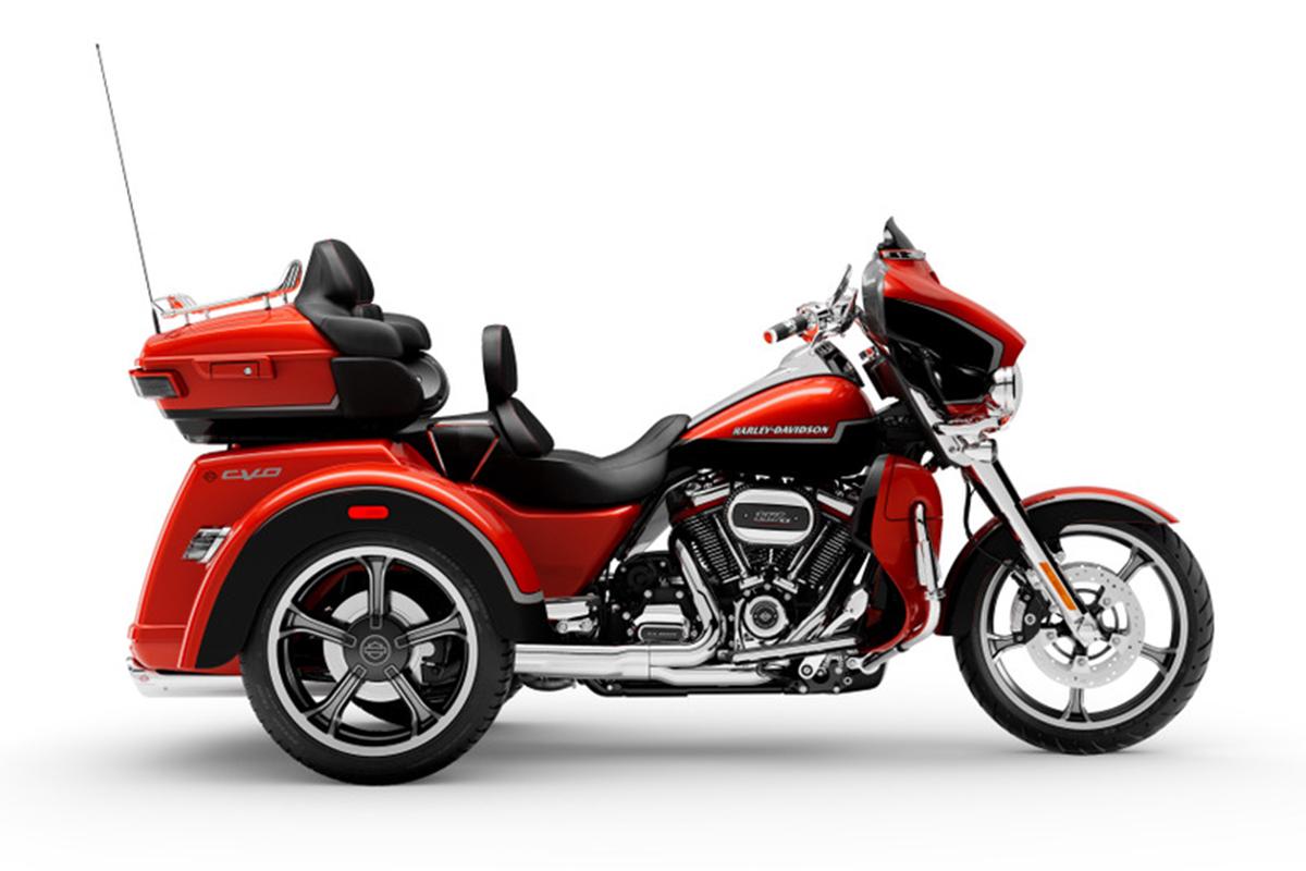 Precios del Harley-Davidson CVO Tri Glide