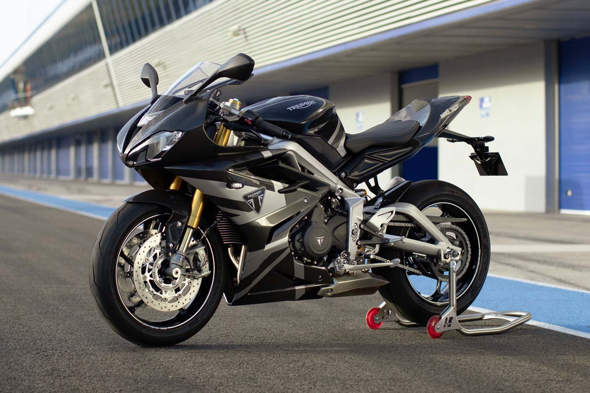 Triumph Daytona 765 Limited Edition