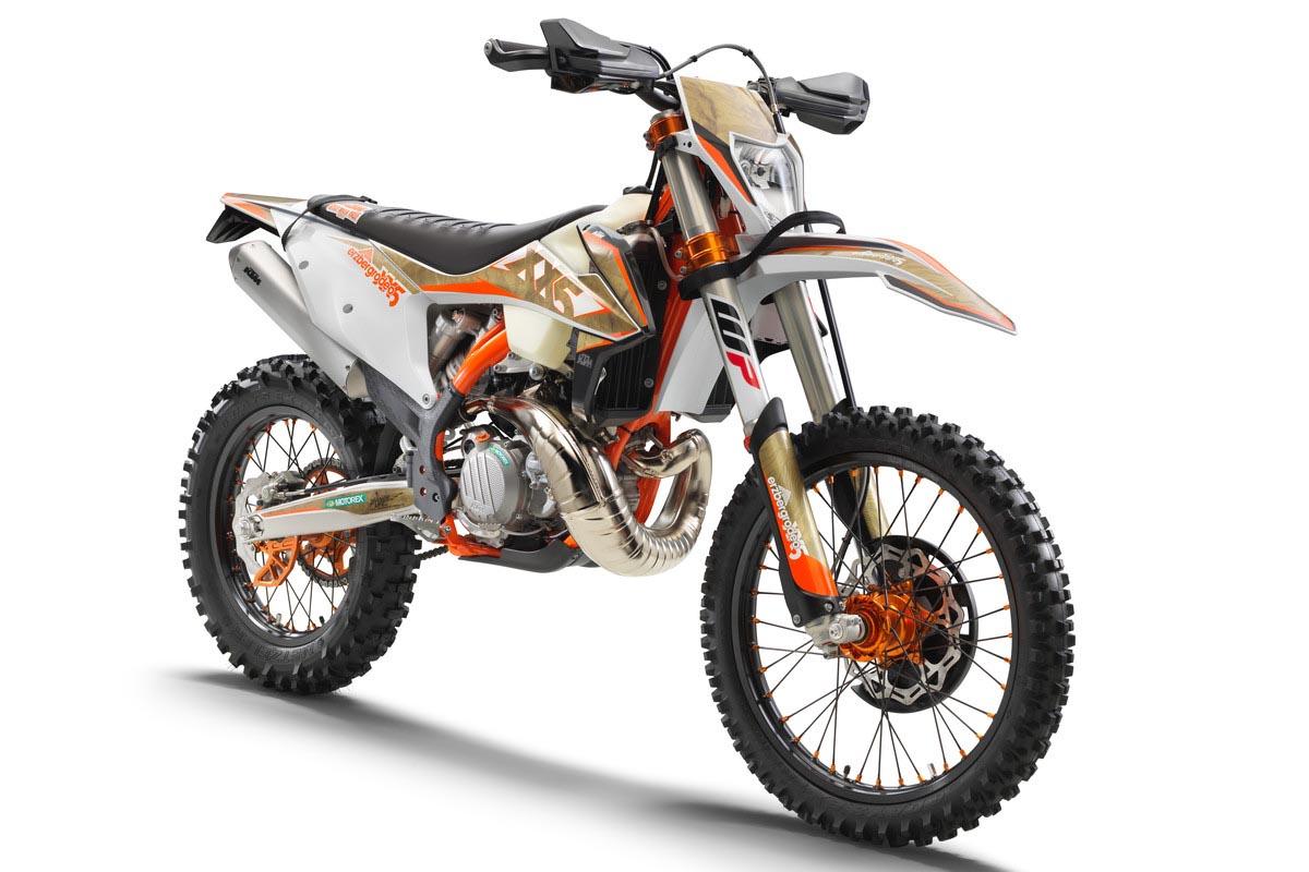 KTM EXC 300 TPI Erzberg Edition