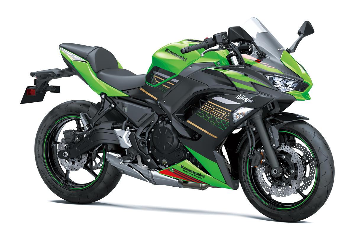 Precios de Kawasaki Ninja 650 KRT Edition