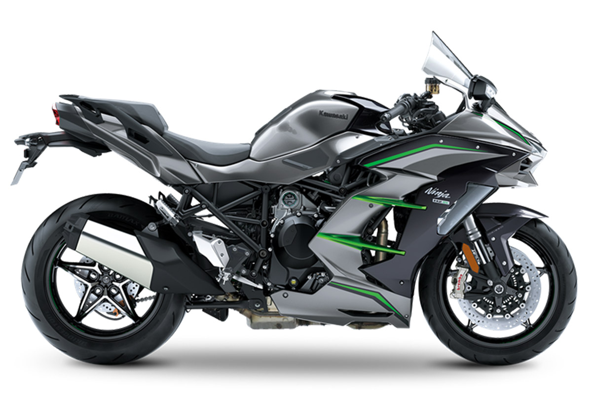 Precios de Kawasaki Ninja H2 SX SE