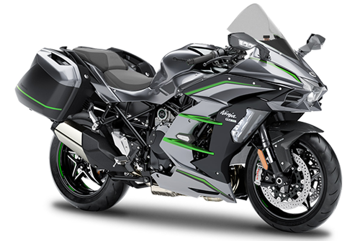 Kawasaki Ninja H2 SX SE Tourer