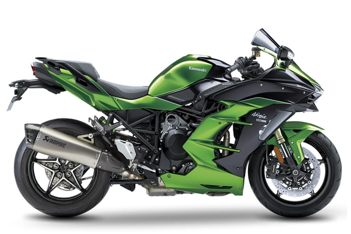 Precios de Kawasaki Ninja H2 SX SE Performance