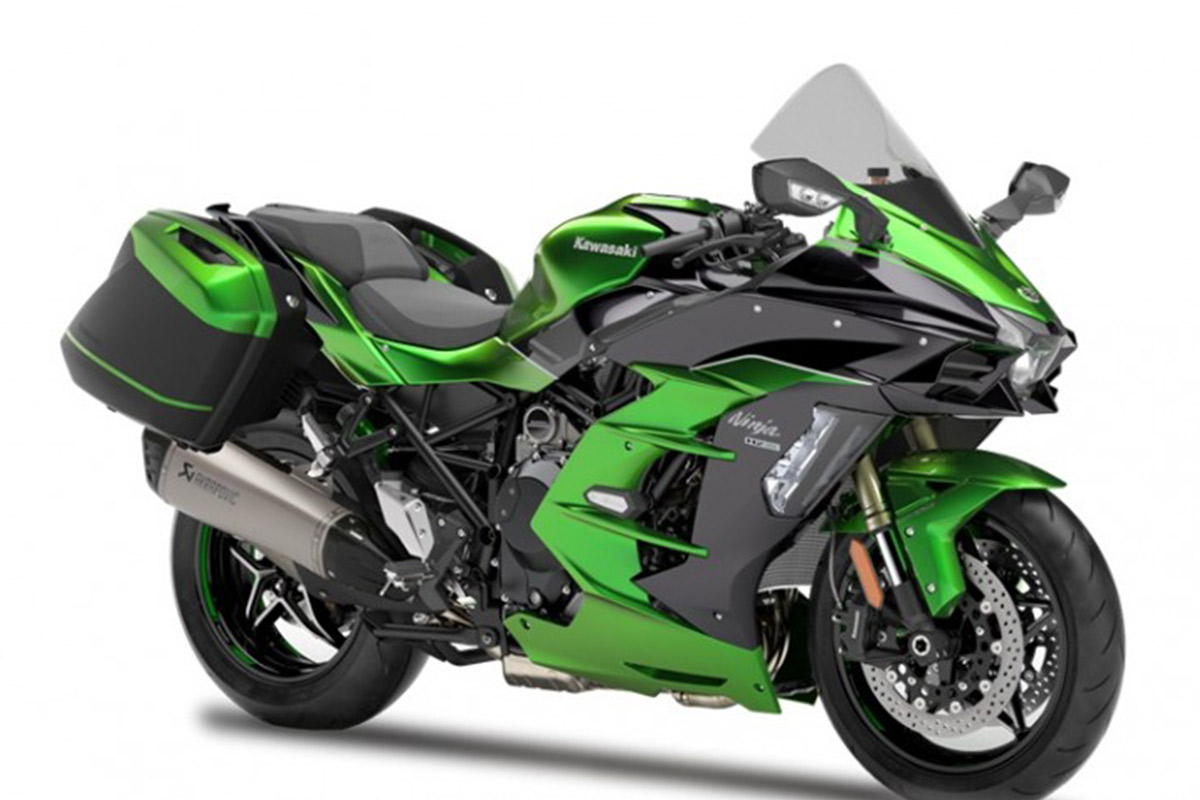 Precios de Kawasaki Ninja H2 SX SE Tourer Performance