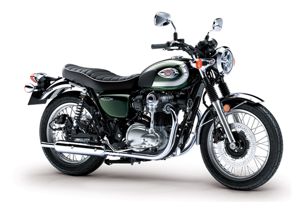 Kawasaki W800 Classic