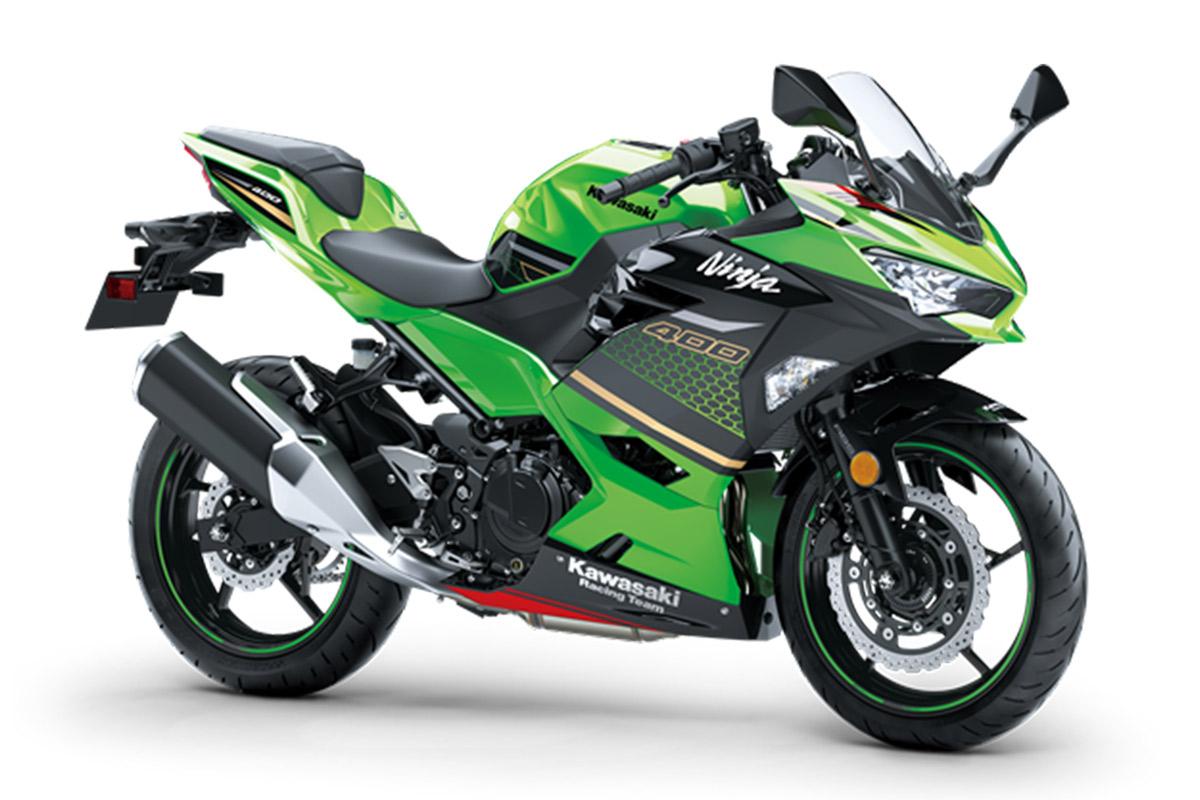 Precios de Kawasaki Ninja 400 KRT