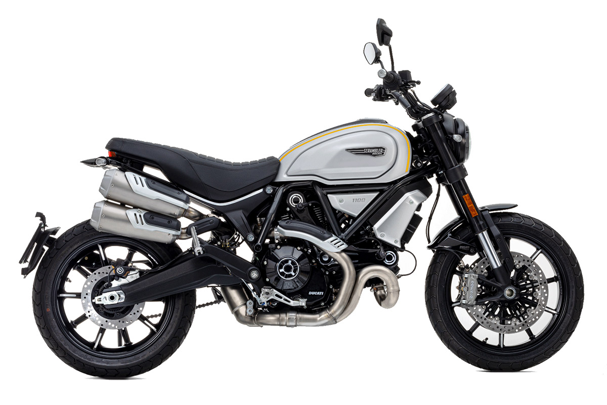 Precios de Scrambler Ducati 1100 Pro