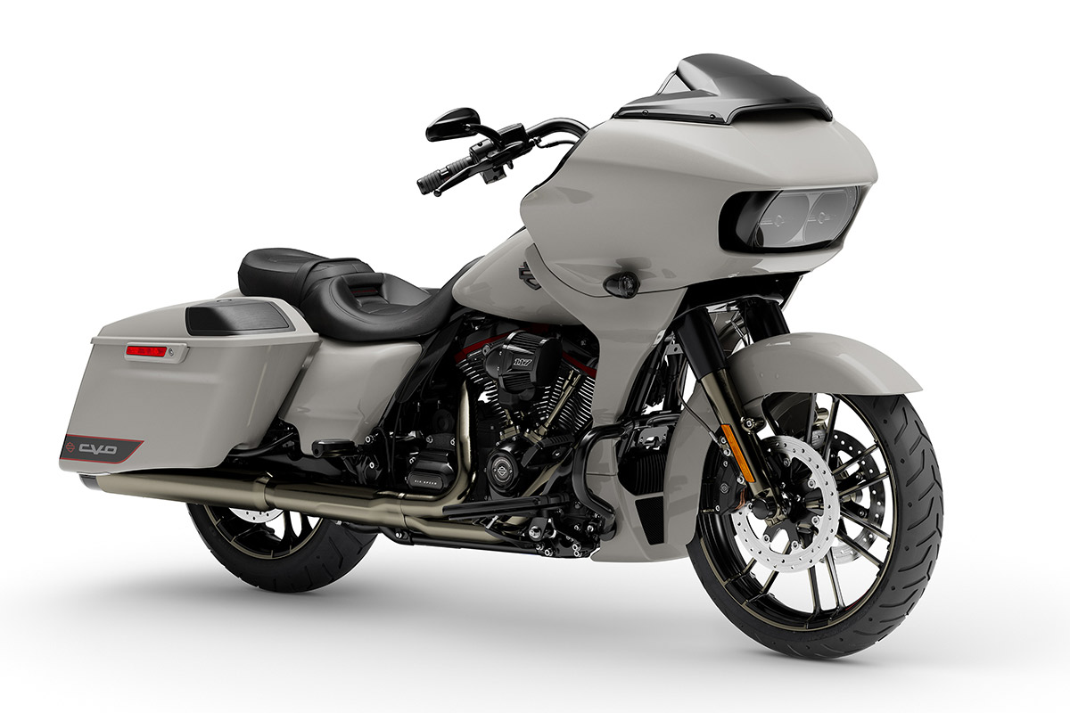Harley-Davidson Road Glide CVO