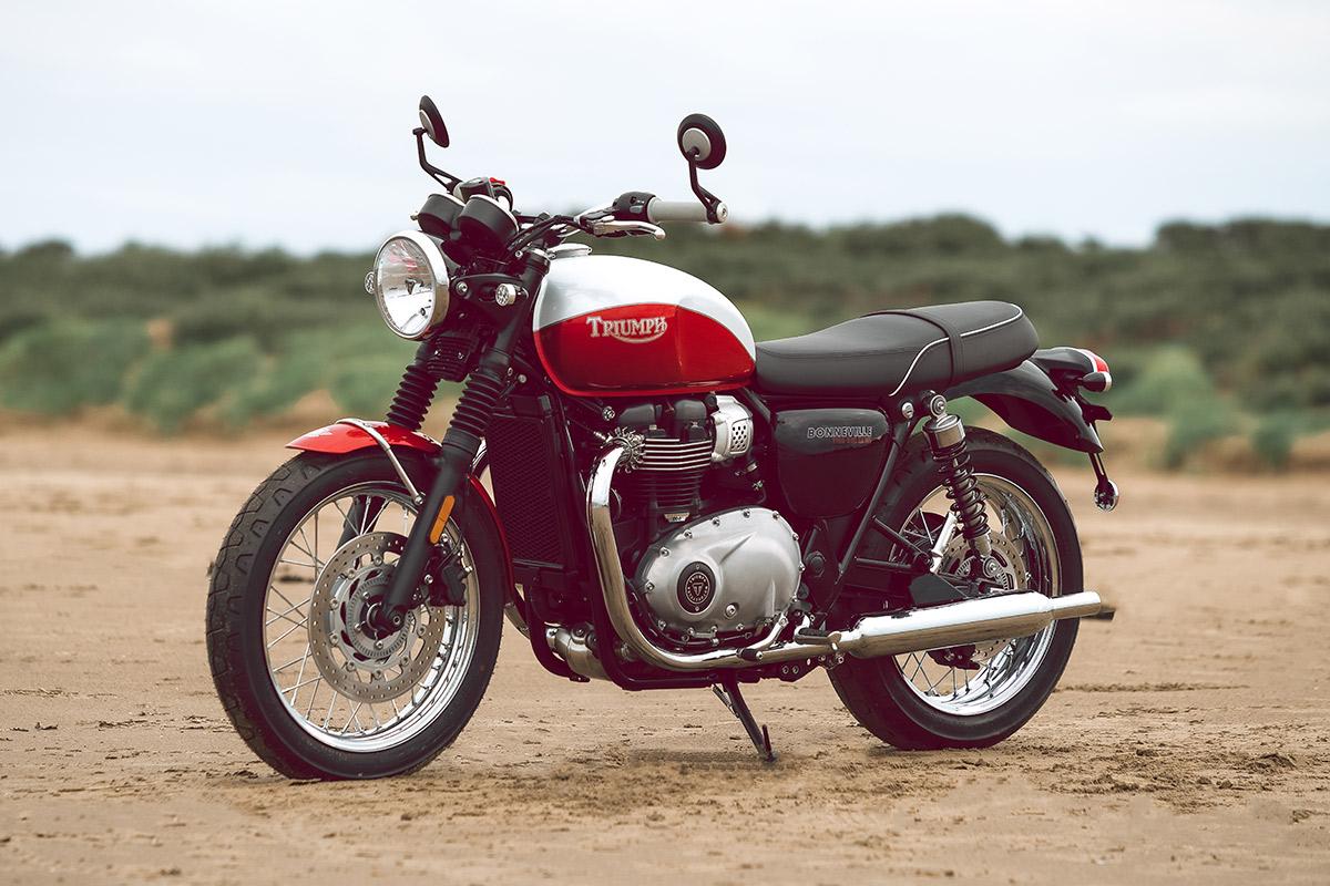 Precios de Triumph Bonneville T100 Bud Ekins