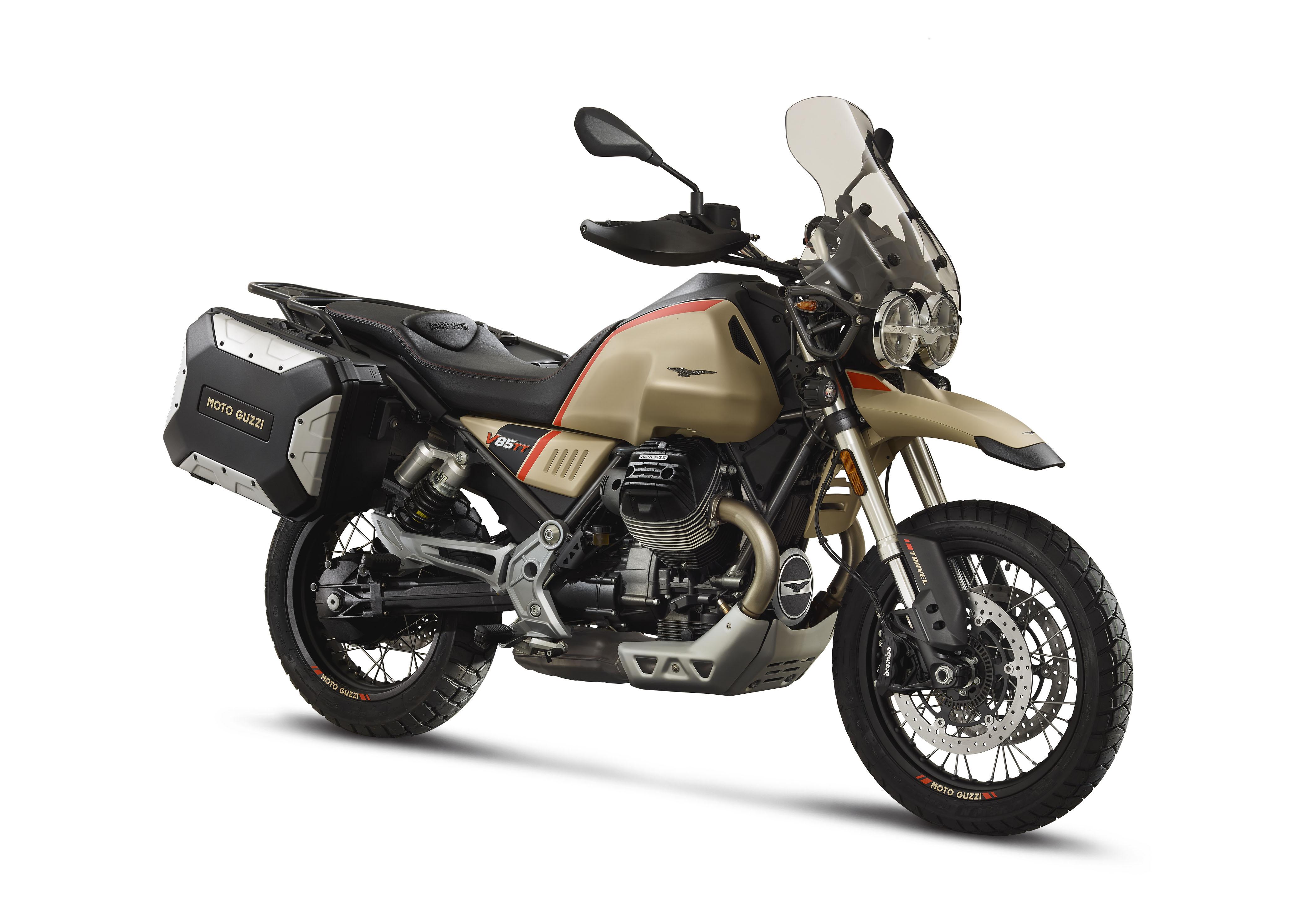 Precios de Moto Guzzi V85 TT Travel