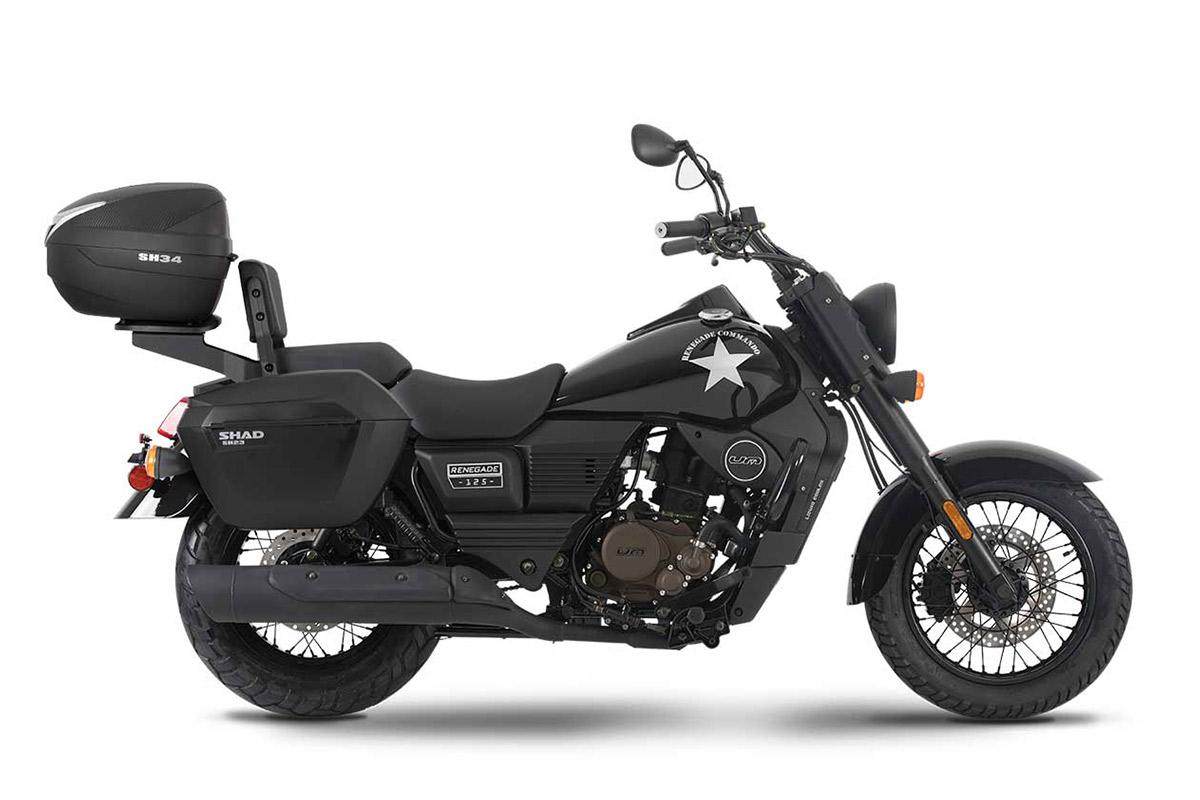 Precios de UM Motorcycles Renegade Commando Grand Tourer
